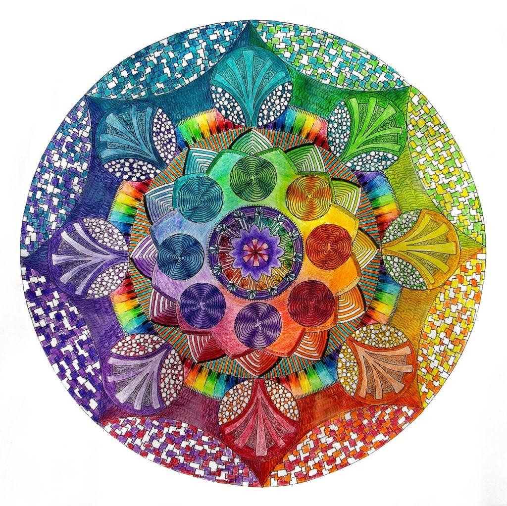 ateliers découverte : dessin de mandala